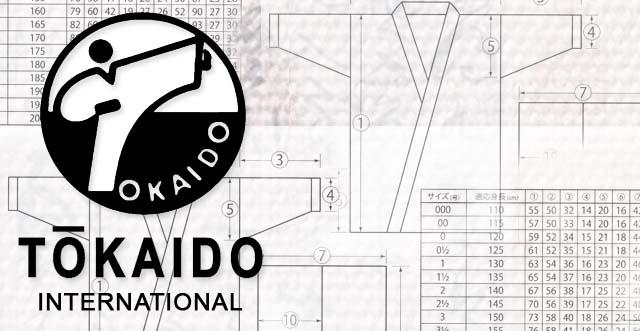 Consigli su come scegliere la vostra taglia per i Karate-Gi TOKAIDO